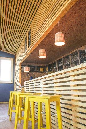 Restaurant parc des graves dans mornac sur seudre avec for Restaurant avec parc
