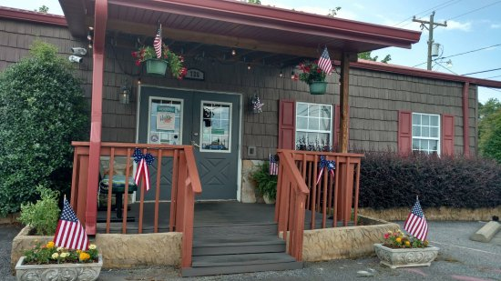 Landrum, Carolina del Sur: All dressed up for the 4th