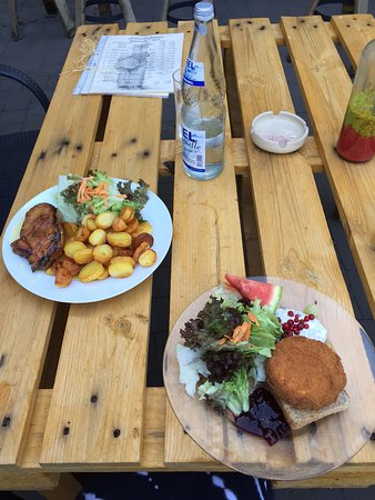 Ediger-Eller, เยอรมนี: Our meal