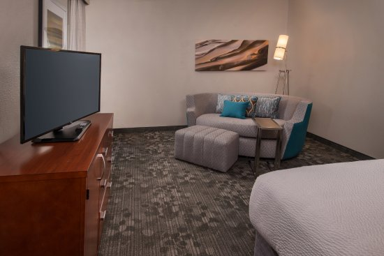 Dulles, فيرجينيا: Suite Sofa