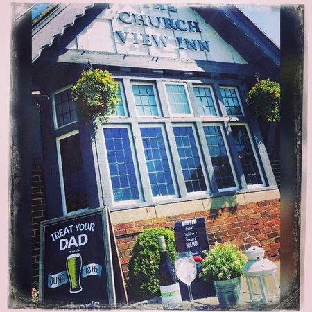 Widnes, UK: Church View