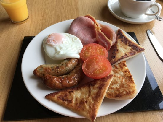Ardtrabane House: Another excellent breakfast!