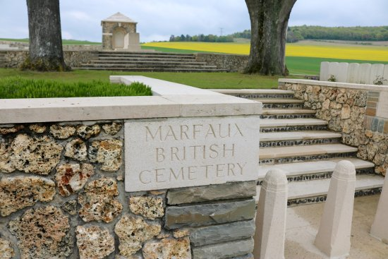 Paris Wine Day Tours : The Marfaux 1st World War Cemetary.M
