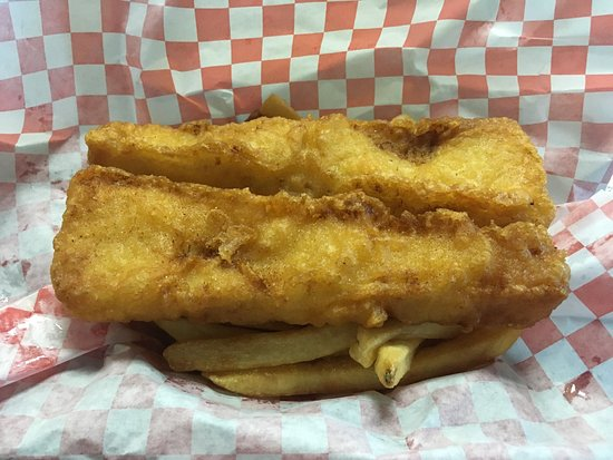 H salt fish chip gardena for California fish grill gardena ca