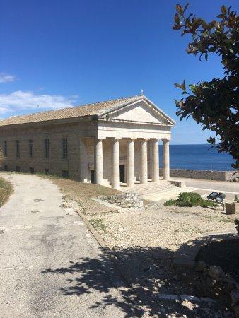 Old Fortress Corfu: photo1.jpg