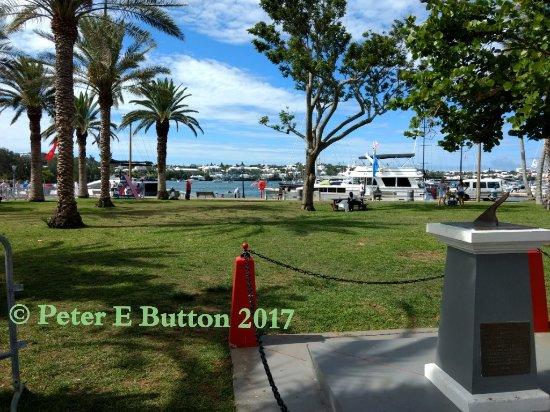 Hamilton, Islas Bermudas: Point Pleasant Park, Albuoy's Point