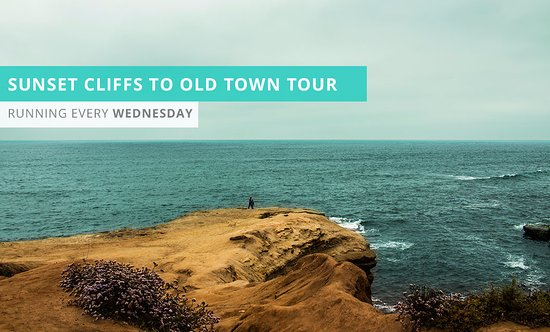 Coronado, Kalifornien: Sunset Cliffs Tours