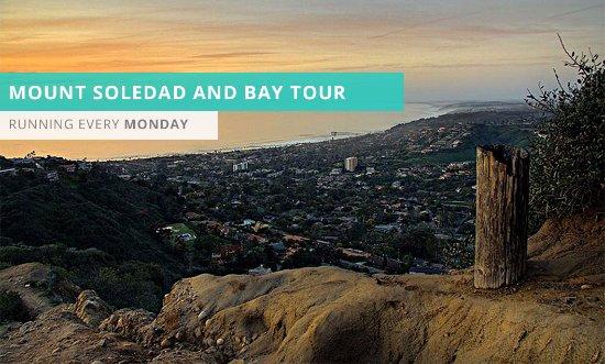 Coronado, Californien: Mount Soledad Tours