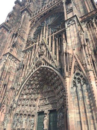 Cathedrale Notre Dame de Strasbourg: photo0.jpg