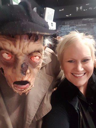 Spookers Haunted Attractions: Gen Loved Mr Joel