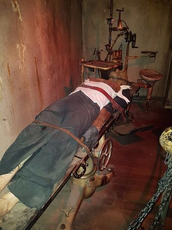 Spookers Haunted Attractions: This Prop was amazing