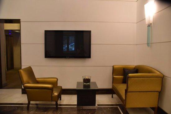 Hotel Alexandra: Lobby