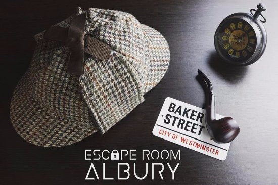 Escape Room Albury