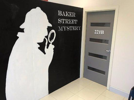Albury, Australia: Baker Street Mystery at 221b Baker Street