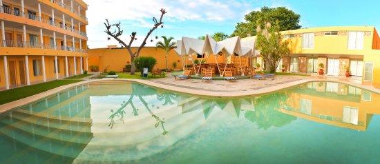 Hotel Maria del Carmen: Pool