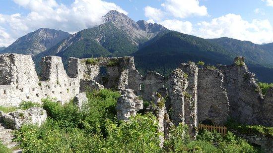 Reutte, Østerrike: Ruine Ehrenberg