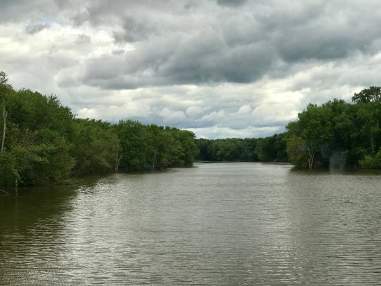 Mississippi Palisades State Park: Hidden Gem Beautiful lookout points