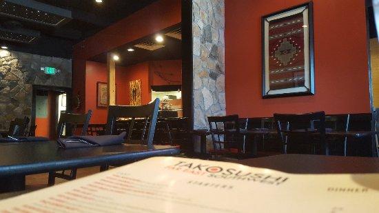 Aiken, SC: Sushi bar