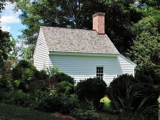 Weston Plantation: Kitchen Dependency