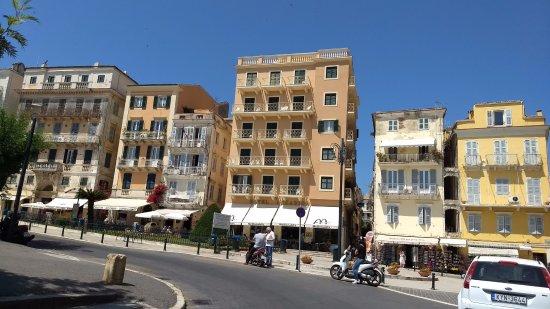 Arcadion Hotel: Front