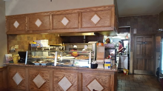 Far Rockaway, NY: Elegante pizza Rockaway