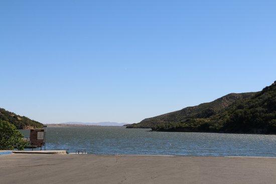 Hesperia, Kalifornien: Boat Launch