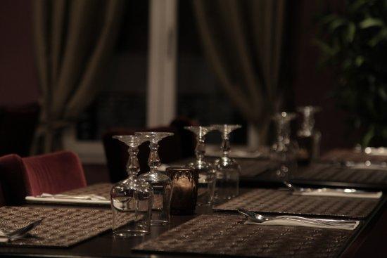 Franconville, France: Salle Lounge Le Jaipur