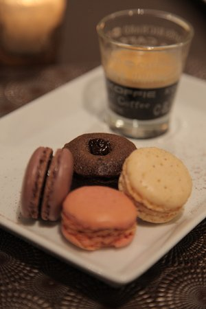 Franconville, France: Cafe Gourmand Le Jaipur