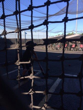 Edmonds, WA: Batting cage @ FFC
