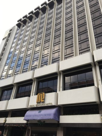 Regal Kowloon Hotel: リーガル カオルーンホテル