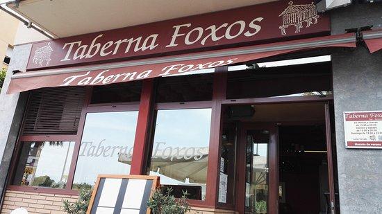 Viladecans, Spain: Taberna Foxos