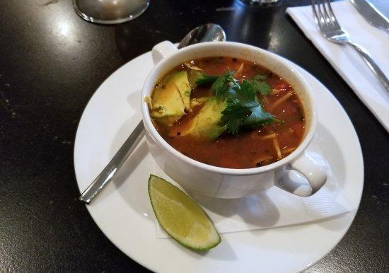 Vaudeville: Chicken tortilla soup