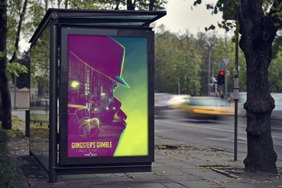 Berlin, Коннектикут: Gangster's Gamble - Bus Stop - Team vs Time