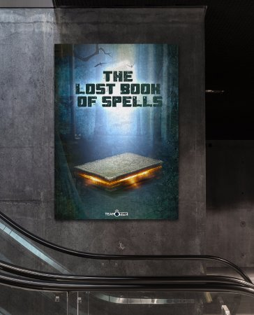 Berlin, Коннектикут: Lost Book of Spells - Subway - Team vs Time