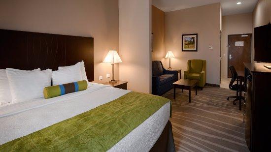 Denver City, TX: King Guest Suite