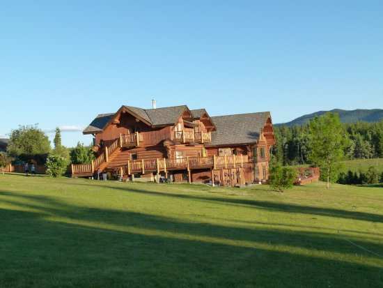 Jesmond, Canadá: Dove Lodge at Eco Valley Ranch
