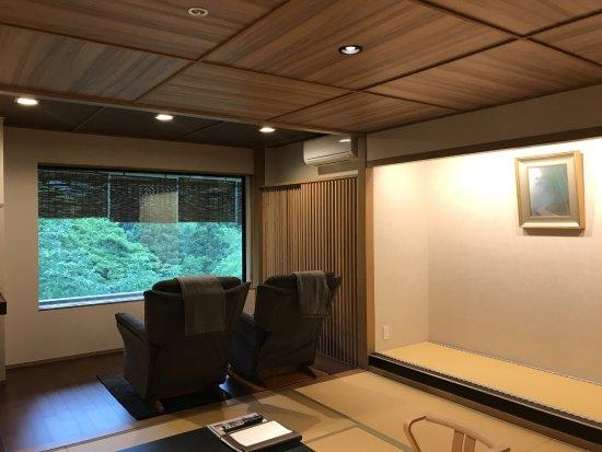 Shizukuishi-cho, Japonya: 和室部分