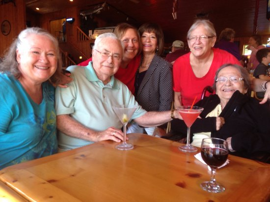 Crosslake, MN: Girls week with mom & dad!
