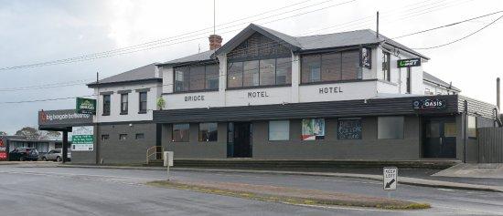 Smithton, Australia: Hotel Facade