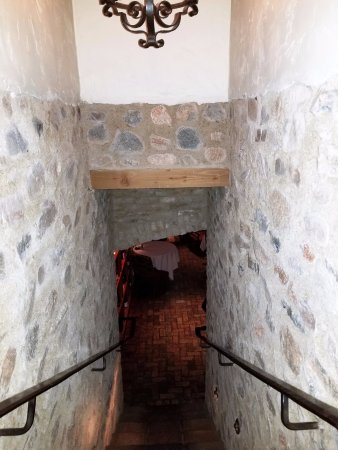Paradise Valley, Αριζόνα: Stairs to the cellar