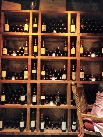 Paradise Valley, AZ: Wine Rack