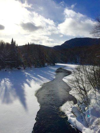 Saint-Raymond, Canada: Rivière