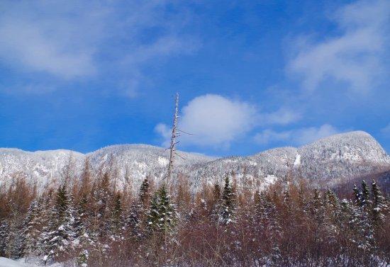 Saint-Raymond, Canada: Montagnes