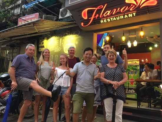 Free Walking Tours Hanoi