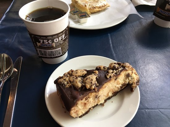 Jamestown, Dakota del Norte: Babb's Coffee House