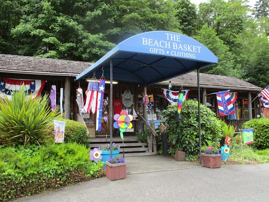 Gig Harbor, WA: The Beach Basket