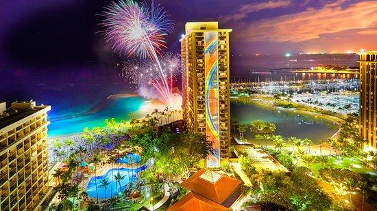Foto Hilton Hawaiian Village Waikiki Beach Resort