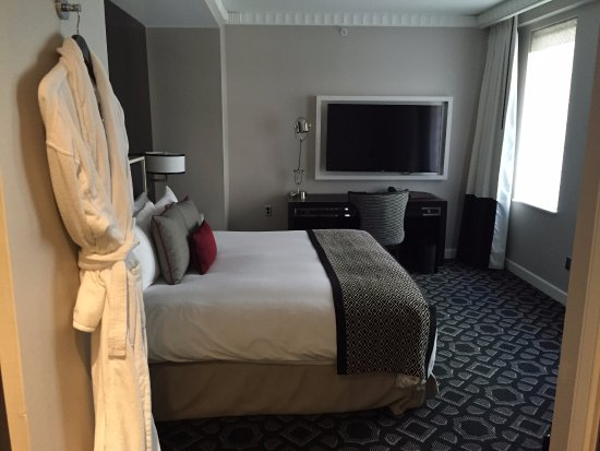 Sofitel Washington DC: Large sleeping area