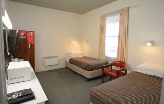 Smithton, Αυστραλία: Hotel Budget Twin Room