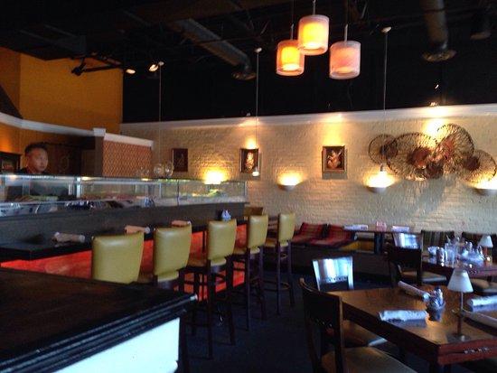 Jasmine thai restaurant brentwood restaurant reviews for Dining near brentwood tn